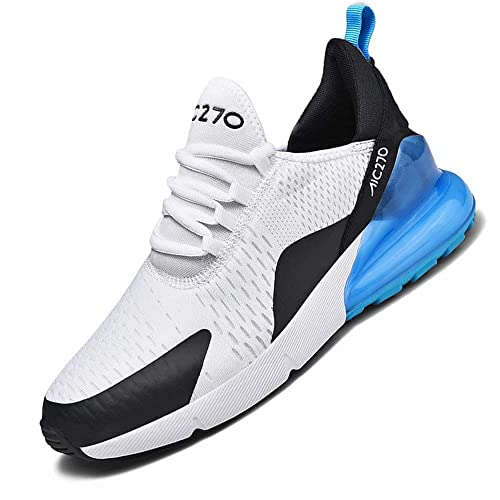 a466c4fa7349f Men Women Running Shoes Sports Trainers Shock Absorbing Sneakers for  Walking Gym Jogging Fitness Athletic Casual