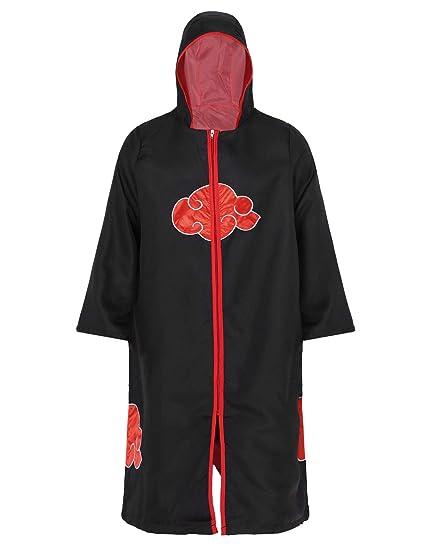 Amazon.com: FEESHOW Unisex Halloween Cosplay Costume Uniform ...