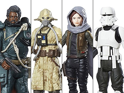 Star Wars Rogue One Jedha Revolt Saw Gerrera Rebel Extremist New In Package