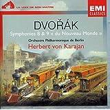 """Dvorak - Symphonies n° 8 et n° 9 """"du Nouveau Monde"""