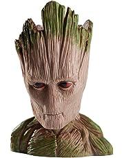 kitchenLS666 Baby Groot Flower Pot Marvel Action Figure dei Guardiani della Galassia per Piante e Penne Decorazione della Stanza per Bambini in Famiglia, vasi di Fiori, Regali per Bambini