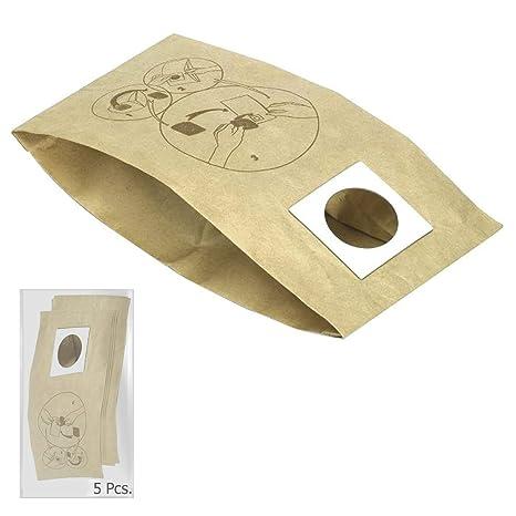 Oryx 5040070 Bolsa Aspirador Universal (5 Unidades): Amazon ...
