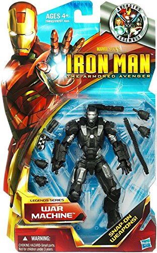 Marvel Bad Guys - Iron Man 6