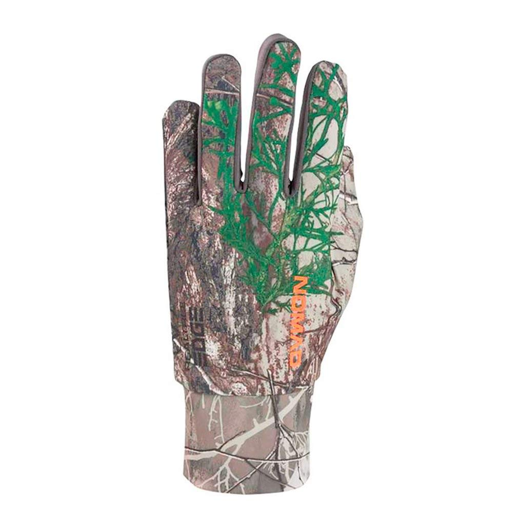 5d21e883e4e03 Nomad Men's Heartwood Liner Glove Realtree Edge (L/Xl) at Amazon Men's  Clothing store: