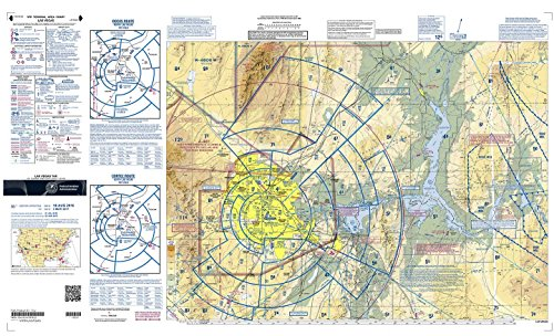 FAA Chart: VFR TAC LAS VEGAS TLV (Current - Chart Terminal Area