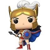 Pop Funko 390 Wonder Woman Challenge Of The Gods