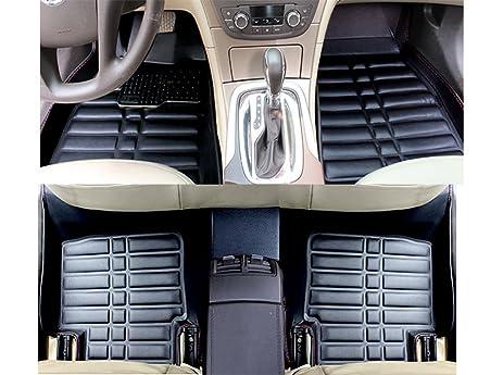 FLY5D Floor Mats Front U0026 Rear Carpet Auto Mat For Hyundai Sonata 2009 2013 (