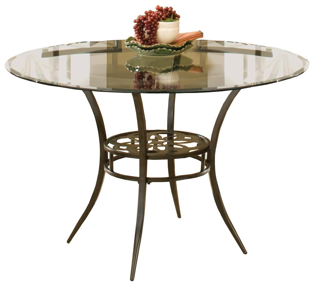 Hillsdale Dining Table Amazoncom Hillsdale Furniture Marsala Dining Table Tables
