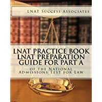LNAT Practice Book: LNAT Preparation Guide for Part A of the National Admissions Test for Law