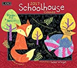 Lang 2017 Schoolhouse Wall Calendar, 13.375 x 24 inches (17991001940)