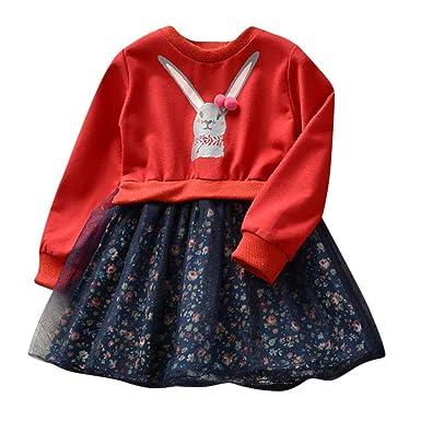 Vestido Para Niña Fiesta Primavera 2019 Paolian Vestido