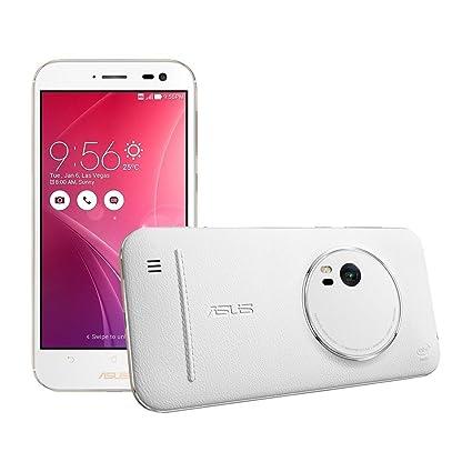 Asus ZenFone Zoom ZX551ML 128GB White 55 Inch 4GB RAM