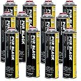 Pur Black Foam 1 Case (12) X 32 oz. Cans