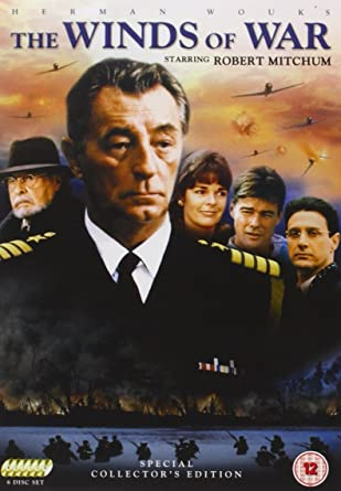 The Winds Of War [DVD] [1983]: Amazon co uk: Robert Mitchum