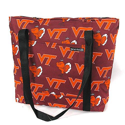 (Virginia Tech Hokies Tote Bag - Carry-All Virginia Tech Totes)
