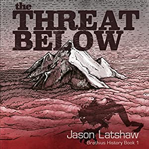 The Threat Below Audiobook