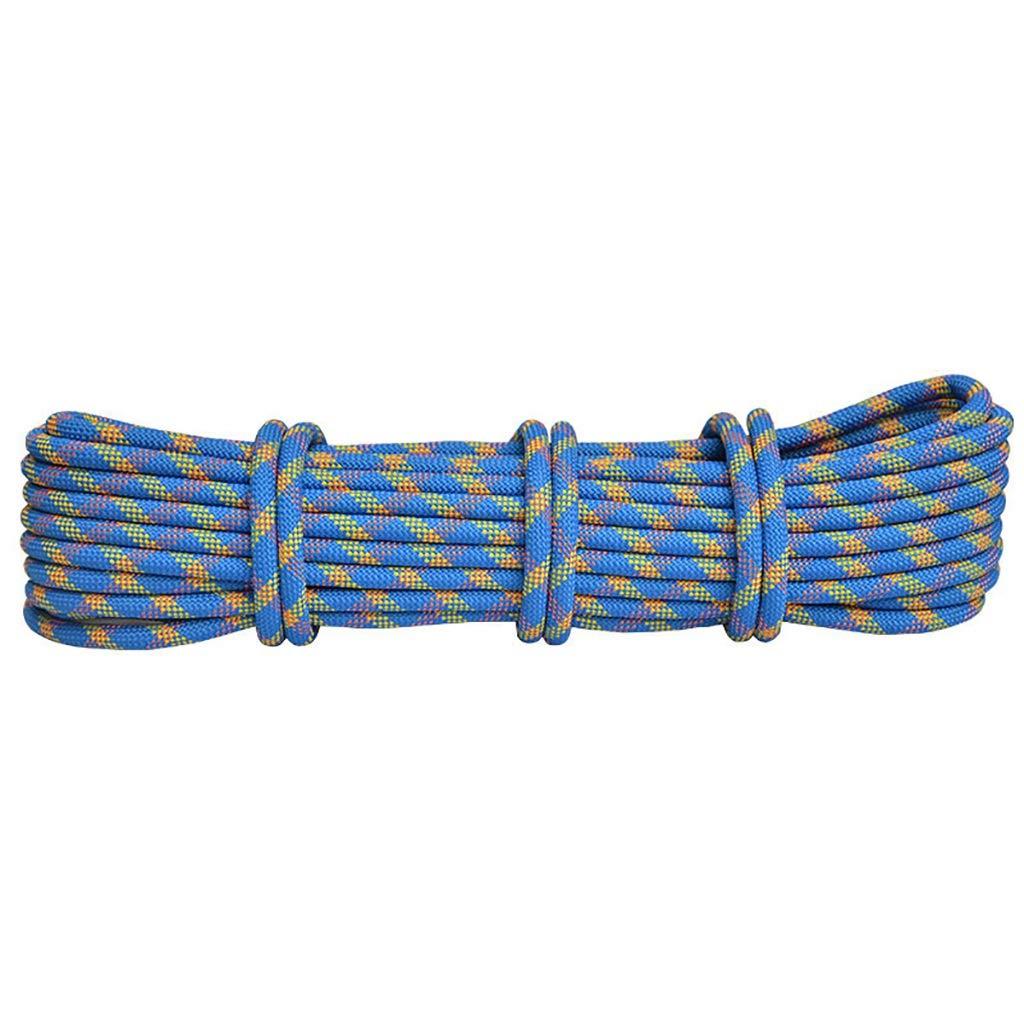 YYHSND Corde en Nylon avec Corde d'alimentation 10,5 11   12MM Corde d'alpinisme (Taille   12MM 10M) 12MM 50M