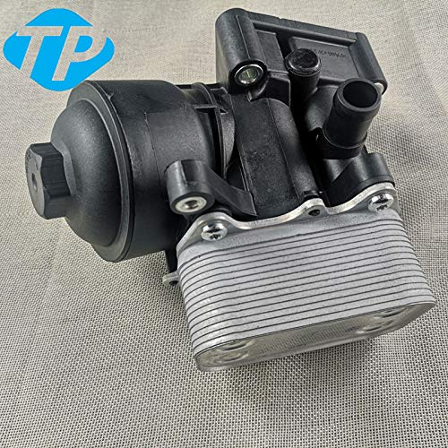 Engine Oil Cooler For SEAT IBIZA IV (6J5, 6P1) 1.2 TDI 03P115389A 03P115389B