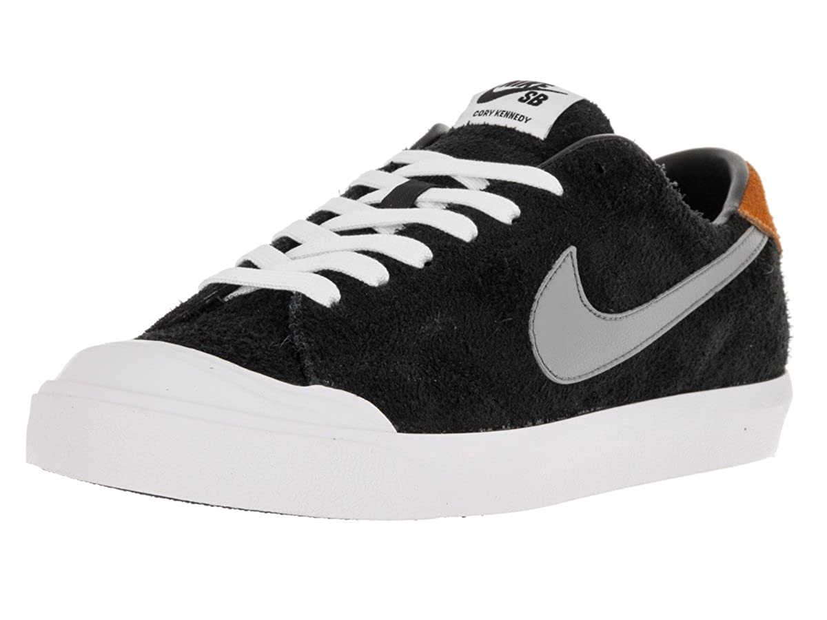 Nike Herenschaatsschoenen wolf Sb Court Zoom Air Ck All Greywhite O6CrqOw