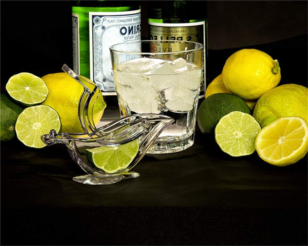 Press Art Lemon /& Lime Squeezers For Dinner Plate Elegance Keeps Seeds From Falling Out Dishwasher Safe 2Pcs