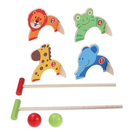 Toyvian - Juego de Palos de Golf para niños (8 Unidades ...
