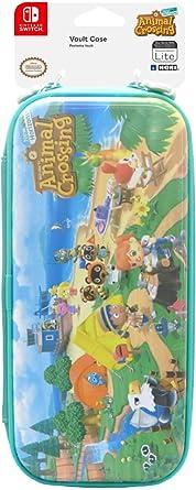 Amazon Com Nintendo Switch Premium Vault Case Animal Crossing