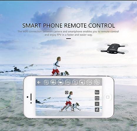 Bolsillo plegable selfie Drone Set por Smartpro: Amazon.es: Electrónica