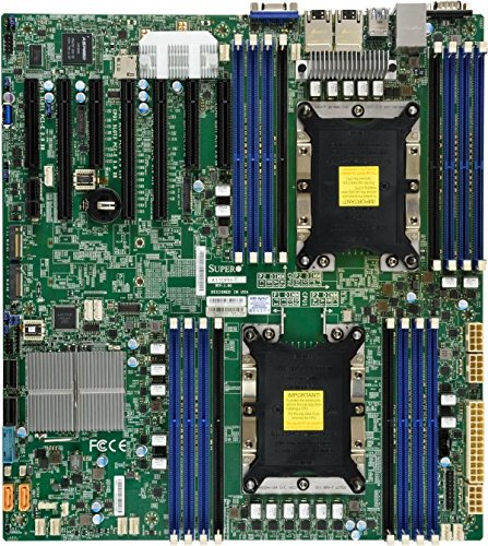 Supermicro X11DPH-I Dual Socket Motherboard