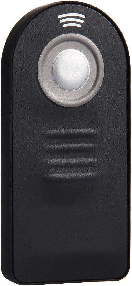 smardy Infrarot Fernausl/öser Fernbedienung f/ür Canon EOS 400D 350D 450D 550D 500D 600D Pro1 und weitere.