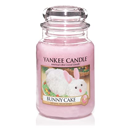 Amazon 1270730 Bunny Cake Yankee Candle Large Jar 22 Oz