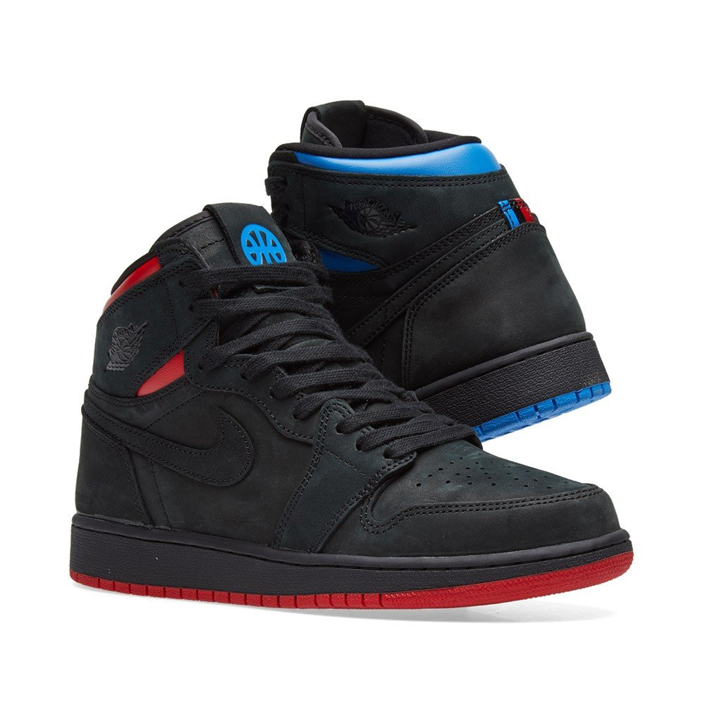 5b255c15be98 Nike AIR Jordan 1 RET HI OG Q54 BG - AH1041-054 - Size 5  Amazon.in  Shoes    Handbags