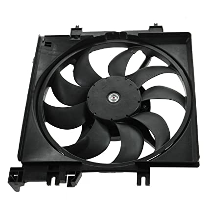 Radiator Cooling Fan Assembly for Subaru Forester Impreza Turbo
