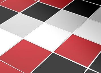 Fliesenaufkleber Küche Wanddeko Ideen   4 Farben (Packung Mit 32) (BODEN    20