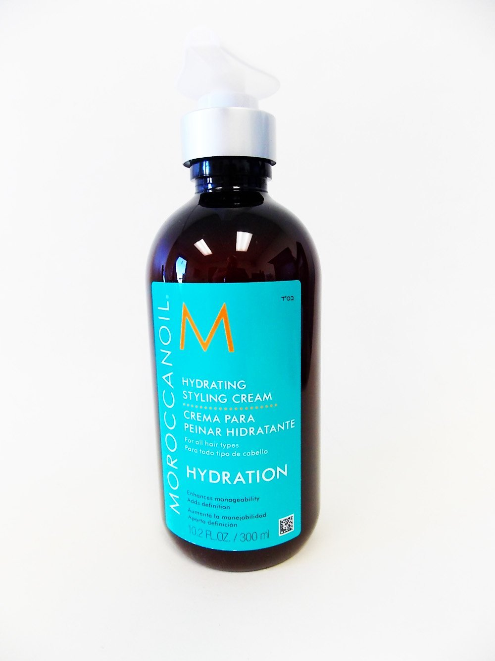 Moroccanoil Hydrating Styling Cream, 10.2 fl. oz. by MOROCCANOIL