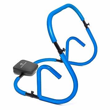 Ideal para Entrenar los músculos del abdomeny Espalda. Azul: Amazon.es: Deportes y aire libre