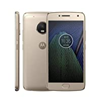 """Smartphone Motorola Moto G5s Plus Dourado 5,2"""" Pol 32GB Camera 13MP 3GB de RAM"""