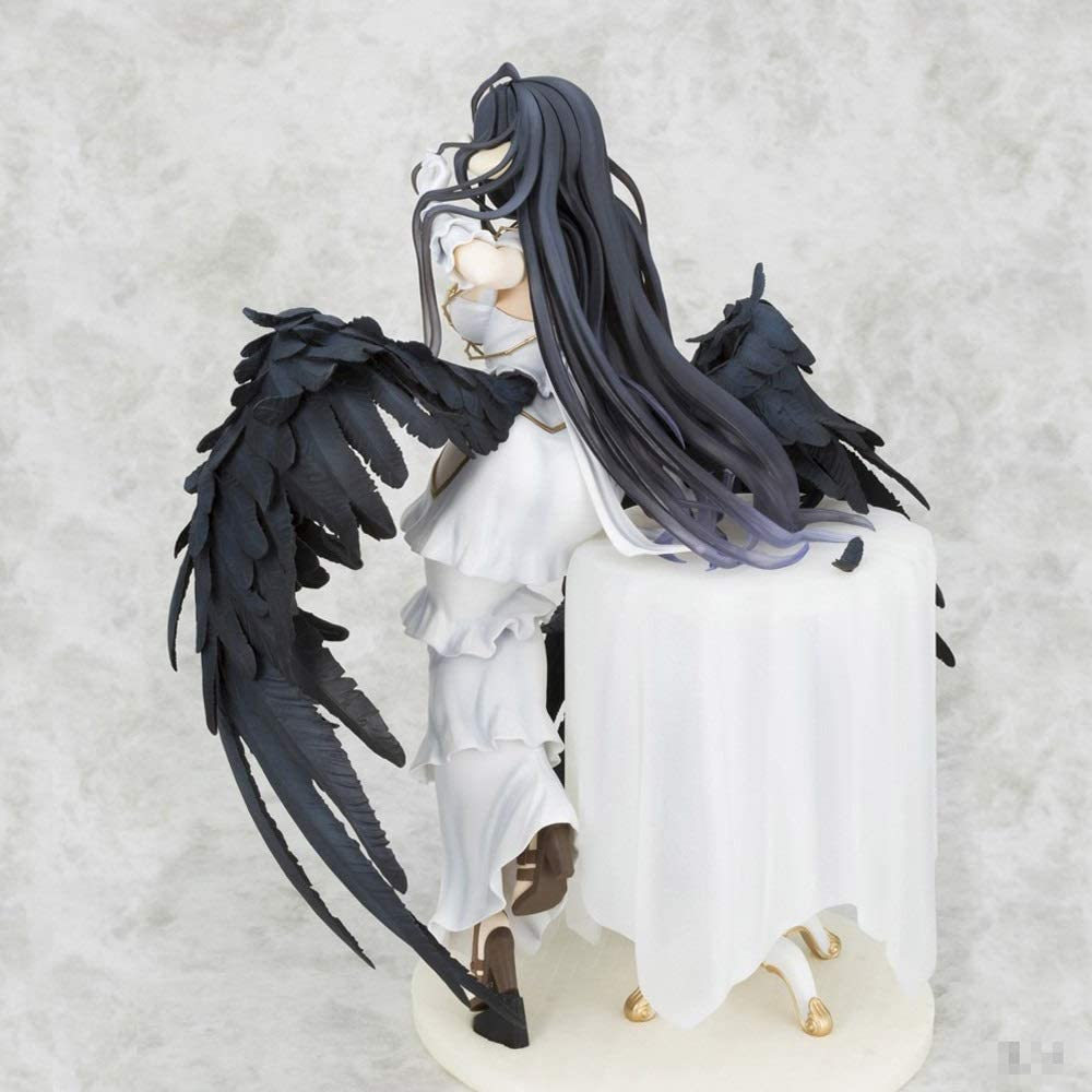 KaiWenLi Overlord//Albedo Anime Character Mod/èle//PVC Mat/ériel Statue graphique//meilleure collection//D/écorations//Jouets for adultes