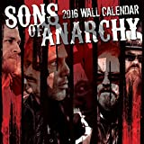 (12x12) Sons of Anarchy Finale - 2016 Calendar by Poster Revolution