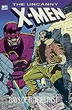 The Uncanny X-Men Days of Future Past TPB