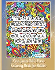 King James Bible Verse Coloring Book for Adults: KJV For Christian Teens and Older Kids   30 Inspirational & Motivational Quotes from Scripture on Detailed Fun Geometric Patterns   Deepen your Relationship with God   Perfect Religious Gift