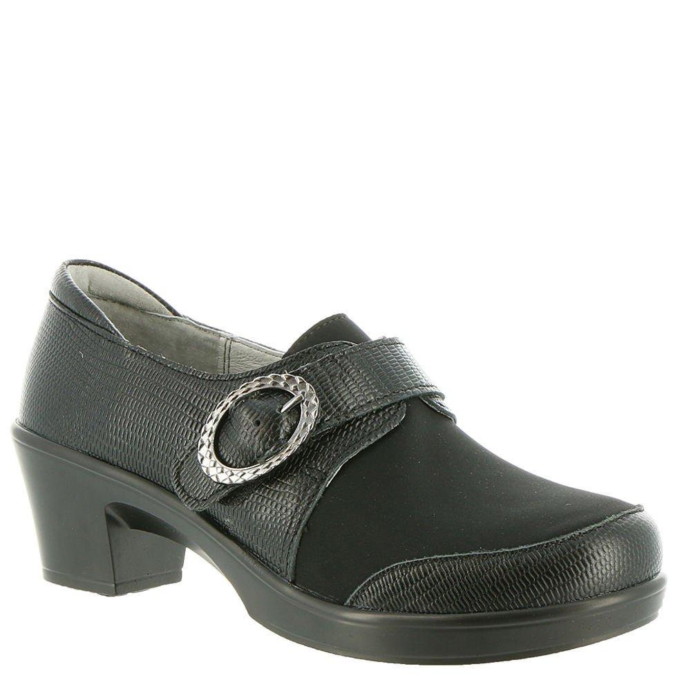 Alegria Womens Holli Casual Heel Spiffy Black Size 39 EU (9 M US Women)
