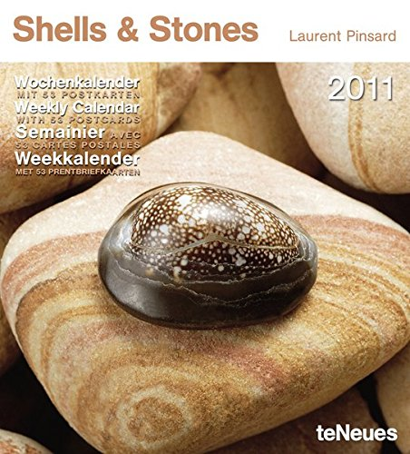 Shells & Stones 2011: Wochenkalender (Boxed Cal)