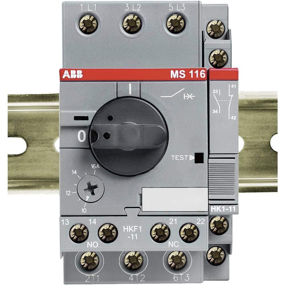 1 /Öffner 1 St. ABB HKF1-11 Hilfsschalter 1 Schlie/ßer