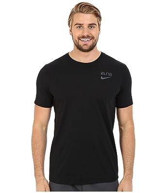 b1f9c0a5a0c1 Nike Men s Elite Back Stripe Tee at Amazon Men s Clothing store