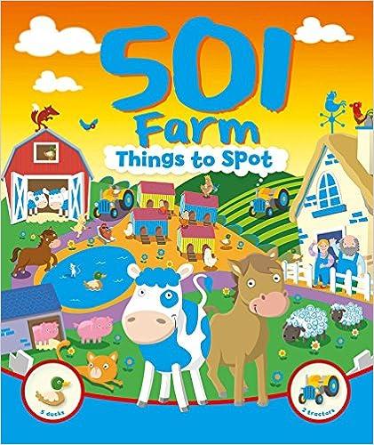 501 Farm Things to Spot