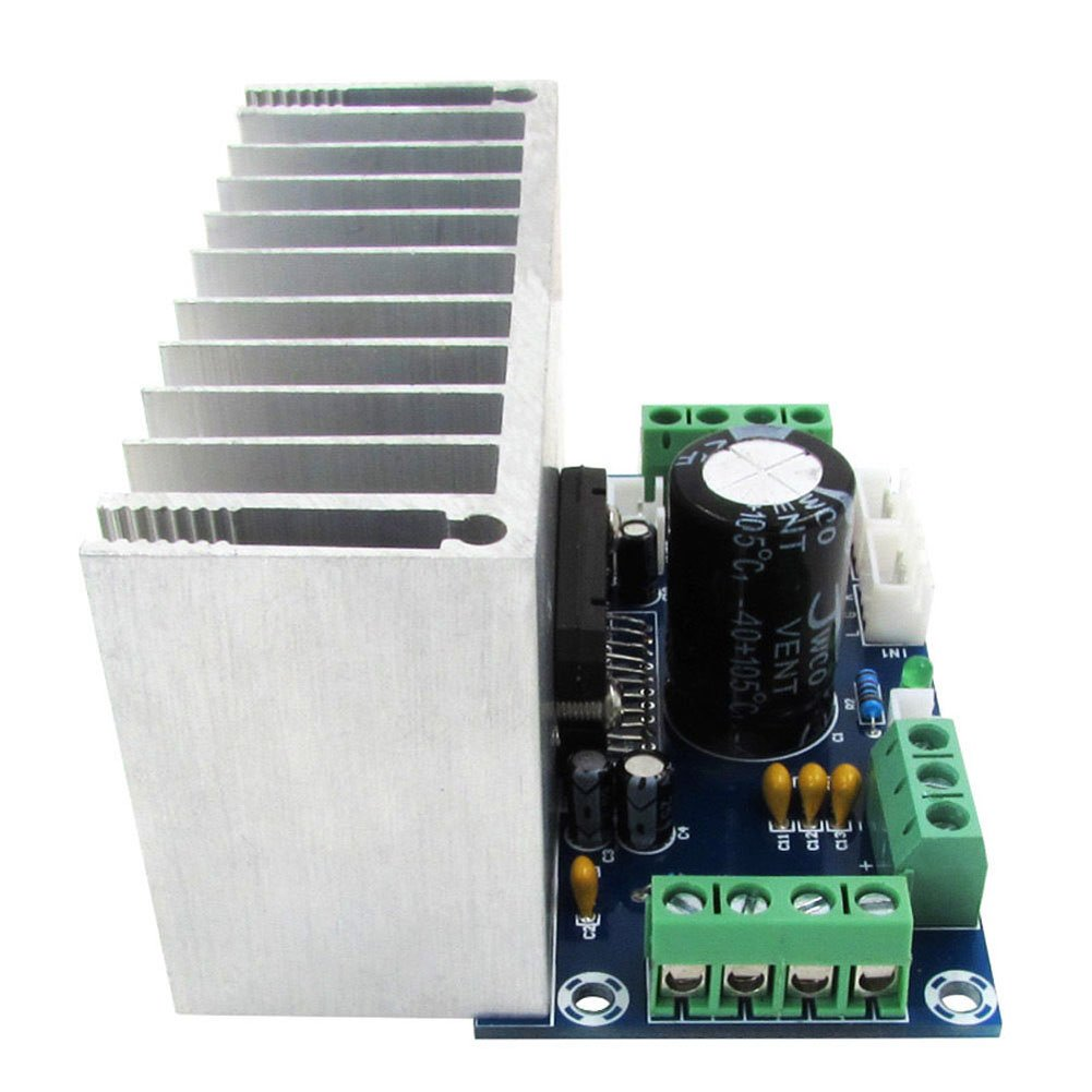 Wingoneer Dc12v 4x41w 2 4 Channel Hifi Tda7388 Amplifier Fetpnpbootstrappedsourcefollower Amplifiercircuit Circuit Board Stereo Surround For Car Electronics