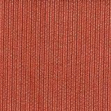Coolaroo 461997 Roller Shades, (6' X 6'), Terracotta