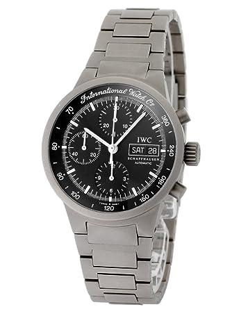buy online b0d77 726a5 Amazon | [アイダブリューシー] IWC 腕時計 GSTクロノグラフ ...