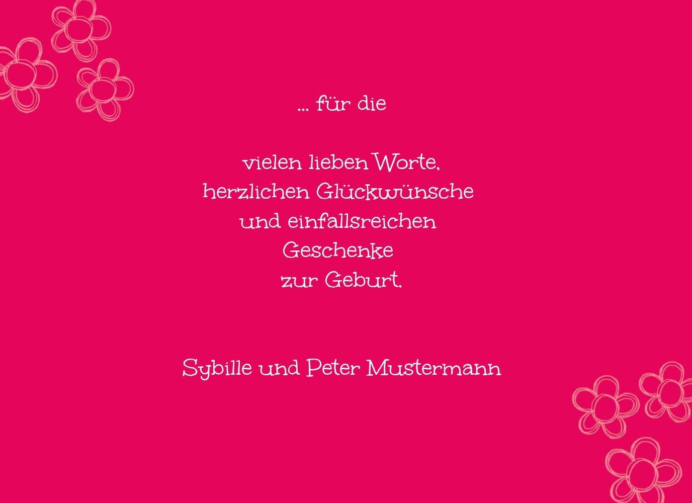 Kartenparadies Danksagung für Geburt Baby Baby Baby Dankeskarte Blüten, hochwertige Danksagungskarte Baby inklusive Umschläge   100 Karten - (Format  148x105 mm) Farbe  Hellbraun B01MTEZQ7M | Won hoch geschätzt und weithin vertraut im in- und Ausland 886b23