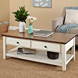 Country Coffee Table Ideas Simple Living Charleston Coffee Table